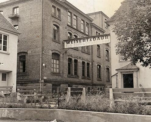Ansicht von der Innsbrucker Straße, 1938